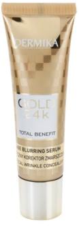 Dermika Gold 24k Total Benefit siero ringiovanente contro i segni di invecchiamento