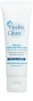Dermika HydroClean scrub con enzimi per pelli sensibili