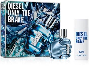 Diesel Only The Brave darčeková sada X. pre mužov