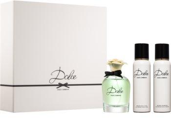 Dolce & Gabbana Dolce darčeková sada IV. pre ženy