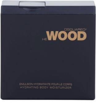 Dsquared2 He Wood Body lotion für Herren 200 ml