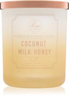 DW Home Coconut Milk Honey duftkerze