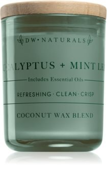 DW Home Eucalyptus + Mint Leaf duftkerze