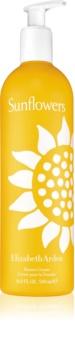 Elizabeth Arden Sunflowers Shower Cream sprchový krém pre ženy 500 ml
