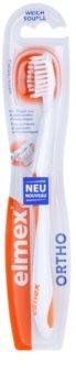 Elmex Ortho spazzolino da denti soft