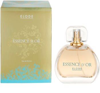 Elode Essence d'Or eau de parfum hölgyeknek