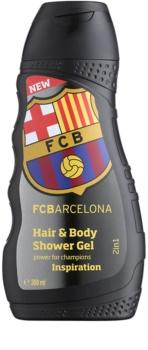EP Line FC Barcelona Inspiration Shampoo & Duschgel 2 in 1