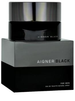 Etienne Aigner Black for Man eau de toilette uraknak