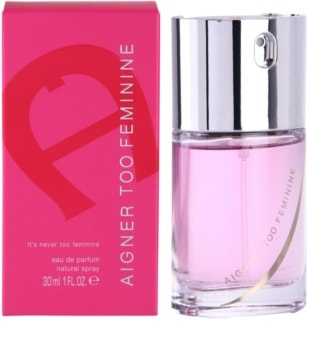 Etienne Aigner Too Feminine Eau de Parfum für Damen