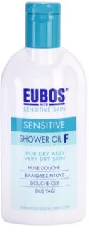 Eubos Sensitive sprchový olej pre suchú až veľmi suchú pokožku