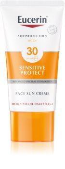 Eucerin Sun Sensitive Protect ochranný krém na tvár SPF 30