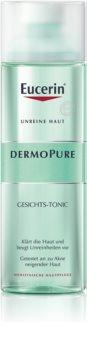 Eucerin DermoPure lozione detergente viso per pelli problematiche