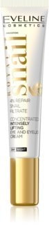Eveline Cosmetics Royal Snail crema ringiovanente attiva per il contorno degli occhi