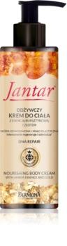Farmona Jantar Gold výživný tělový krém 200 ml