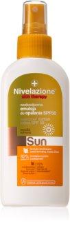 Farmona Nivelazione Sun vodeodolné mlieko na opaľovanie SPF 50