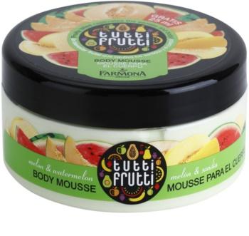 Farmona Tutti Frutti Melon & Watermelon telová pena