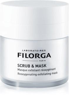 Filorga Scrub & Mask okysličující exfoliační maska pro obnovu pleťových buněk