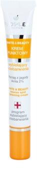FlosLek Pharma White & Beauty trattamento localizzato contro le macchie della pelle