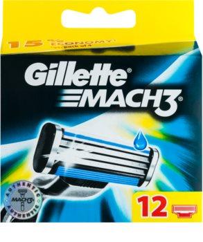 Gillette Mach 3 lame di ricambio