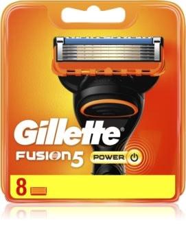 Gillette Fusion5 Power náhradné žiletky