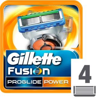 Gillette Fusion Proglide Power lame di ricambio