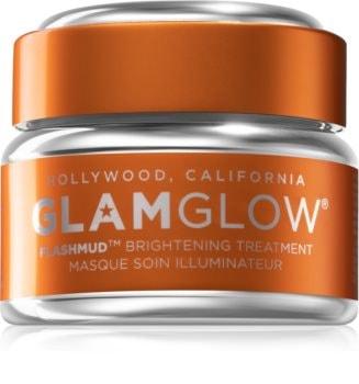 Glam Glow FlashMud rozjasňující pleťová maska