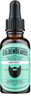 Golden Beards Arctic olej na vousy