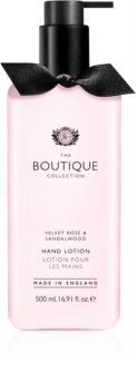 Grace Cole Boutique Velvet Rose & Sandalwood Milch für die Hände