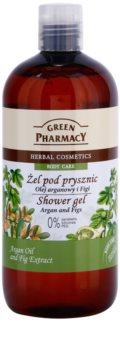 Green Pharmacy Body Care Argan Oil & Figs Duschgel