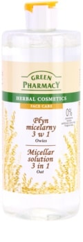 Green Pharmacy Face Care Oat acqua micellare 3 in 1