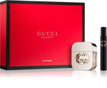 Gucci Guilty darčeková sada XI. pre ženy