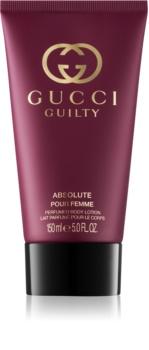 Gucci Guilty Absolute Pour Femme telové mlieko pre ženy