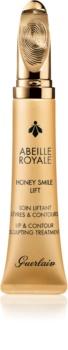 Guerlain Abeille Royale teljes körű fiatalító ápolás az ajkakra