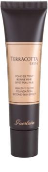 Guerlain Terracotta Skin make-up pre prirodzený vzhľad