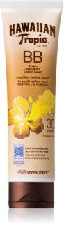 Hawaiian Tropic BB Cream opaľovací krém SPF 30