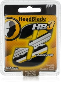 HeadBlade HB3 lame di ricambio