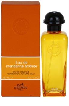 Hermès Eau de Mandarine Ambrée kolínska voda unisex