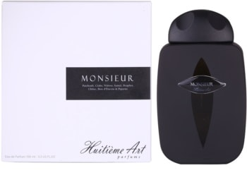 Huitieme Art Parfums Monsieur Eau de Parfum for Men 100 ml