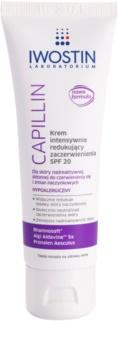 Iwostin Capillin crema intensa anti rossore SPF 20