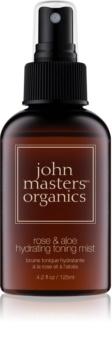 John Masters Organics All Skin Types lozione tonica idratante in spray