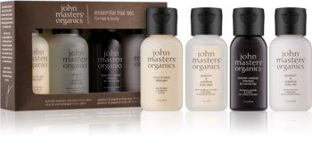John Masters Organics Travel Kit Hair & Body kosmetická sada IV. pro ženy
