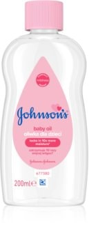 Johnson's Baby Care olej