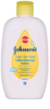 Johnson's Baby Top-to-Toe dětské masážní tělové mléko
