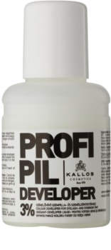Kallos Profipil aktivační emulze pro barvu na obočí a řasy