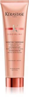 Kérastase Discipline Kératine Thermique Heat Protecting Milk For Unruly And Frizzy Hair