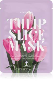 KOCOSTAR Tulip Mask Sheet mascheraviso idratante in tessuto