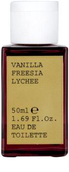 Korres Vanilla, Freesia & Lychee toaletná voda pre ženy