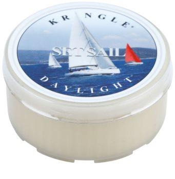 Kringle Candle Set Sail tealight candle