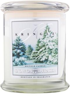 Kringle Candle Snow Capped Fraser vonná sviečka