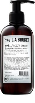 L:A Bruket Body tekuté mydlo s výťažkami z uhorky